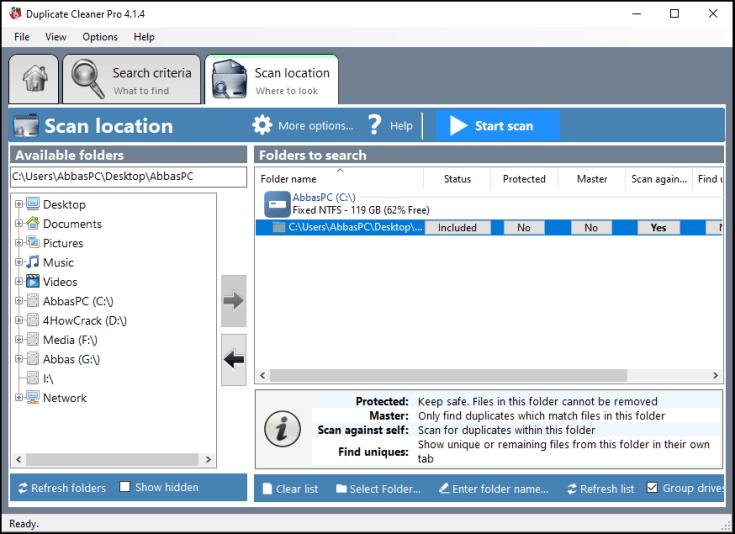 Duplicate Cleaner Pro License Key Download