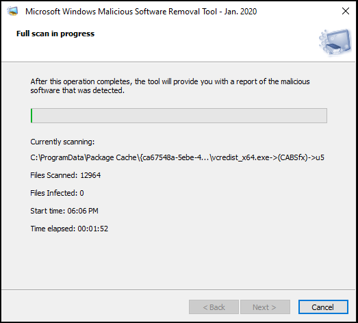 Microsoft Malicious Software Removal Tool Download