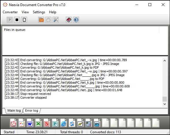 Neevia Document Converter Pro Serial Number