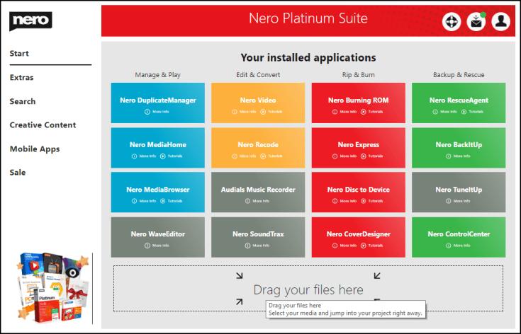 Nero Platinum Suite 2021 Serial Number Free Download