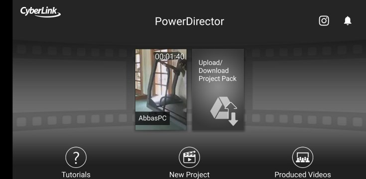 PowerDirector Video Editor APK MOD for Android