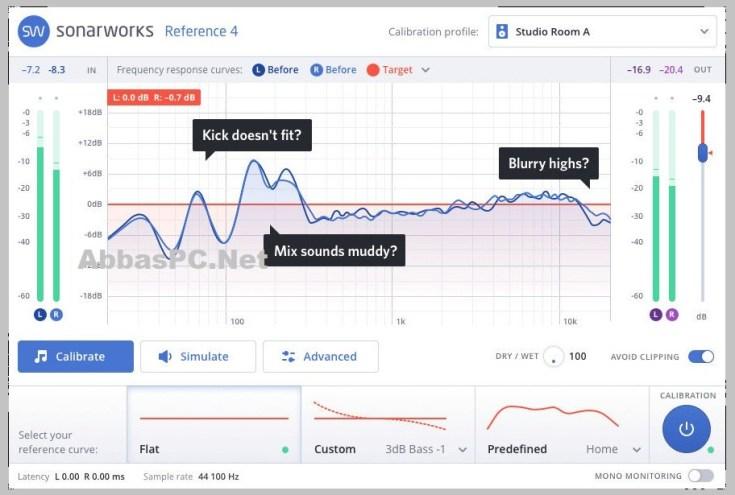 Sonarworks Reference Studio License Key Download