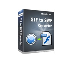 ThunderSoft GIF to SWF Converter Crack