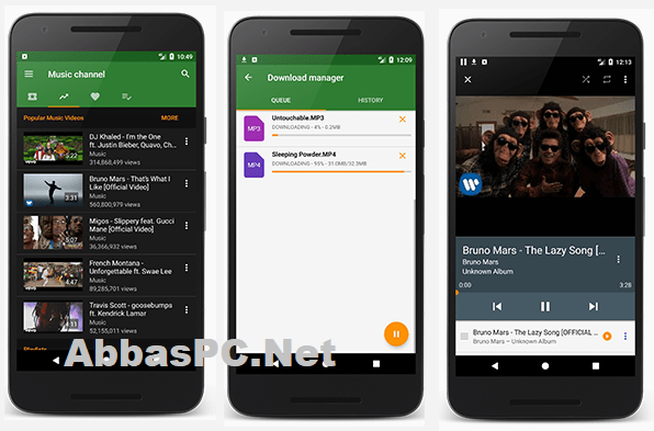 YMusic – YouTube music player & downloader APK for Android
