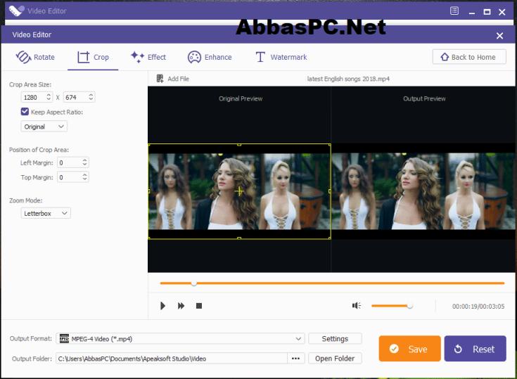 Apeaksoft Video Editor Registration Code