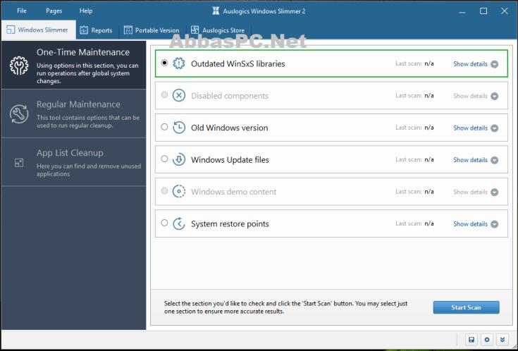 Auslogics Windows Slimmer Pro License Key