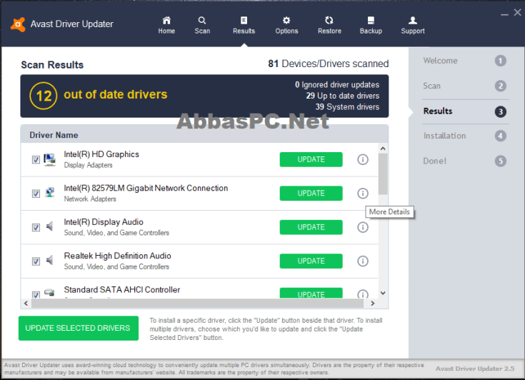 Avast Driver Updater Activation Code Download