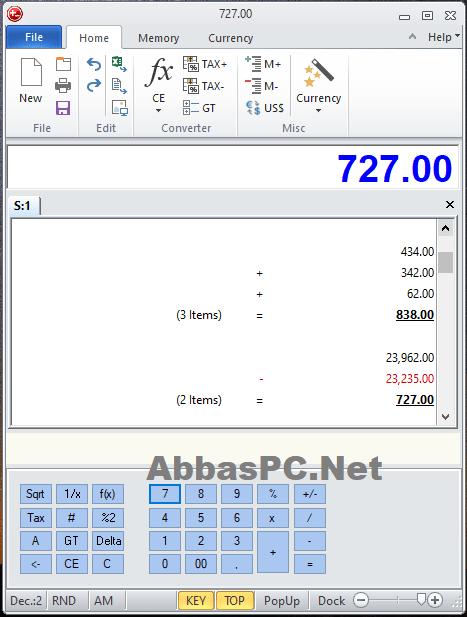 DeskCalc Pro License Code