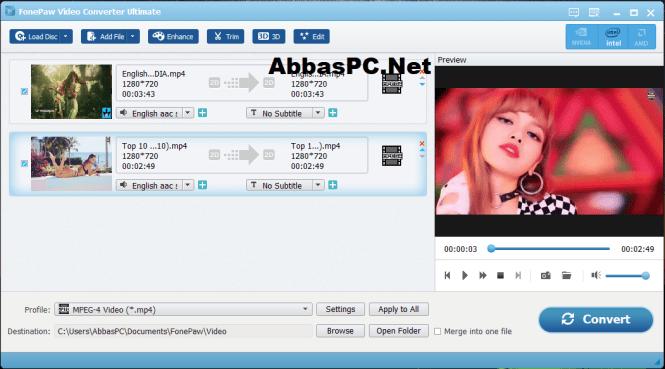 FonePaw Video Converter Ultimate Registration Code