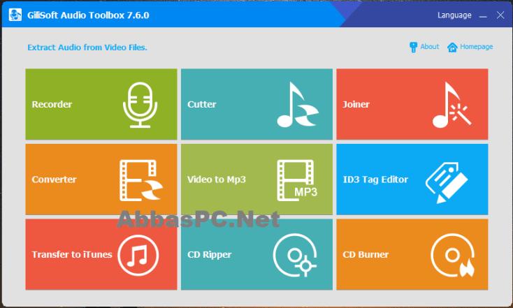 GiliSoft Audio Toolbox Suite Registration Code