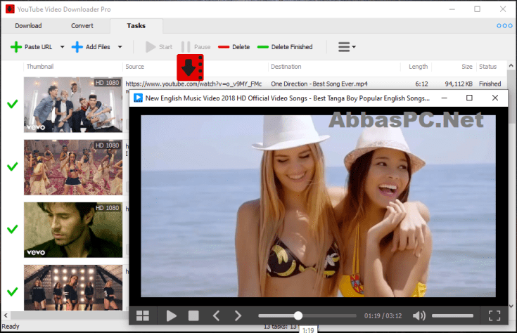 Robin YouTube Video Downloader Pro License Key