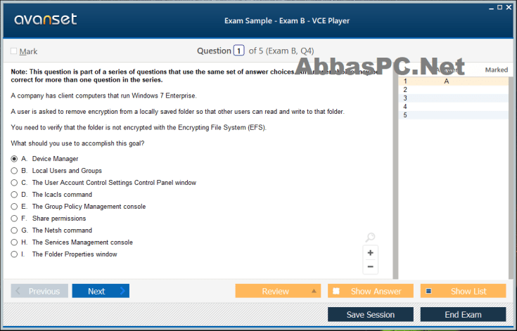 VCE Exam Simulator Pro License Key Download