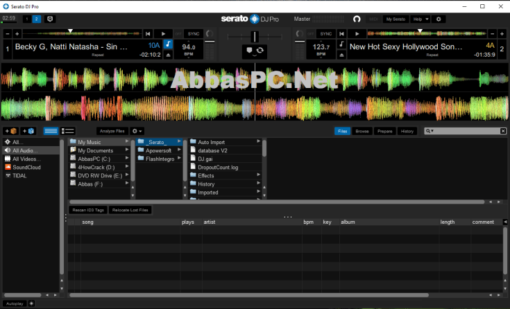 Serato DJ Pro License Key Free Download