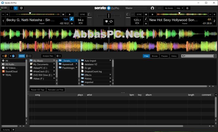 Serato DJ Pro License Key Free Download