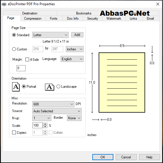 eDocPrinter PDF Pro Registration Code