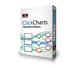 NCH ClickCharts Pro Crack logo