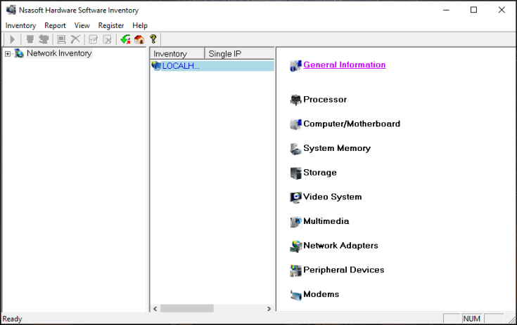 Nsasoft Hardware Software Inventory Free Download