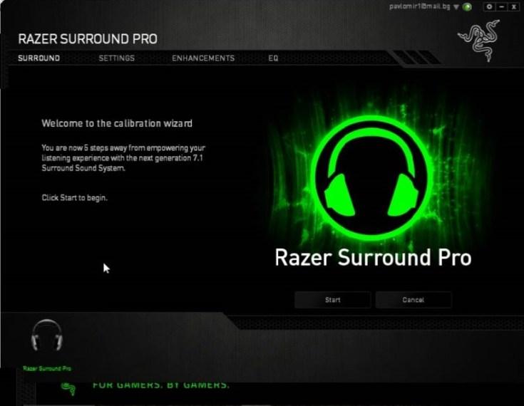 Razer Surround Pro License Key Free Download