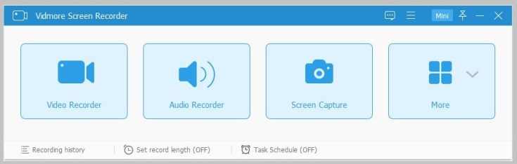 Vidmore Screen Recorder Free Download