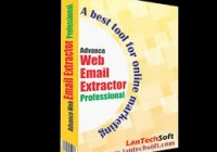 Advance Web Email Extractor Pro Crack logo
