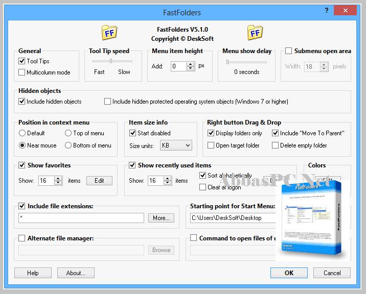 FastFolders License Key Download