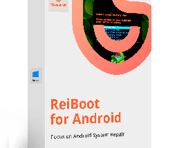 Tenorshare ReiBoot for Android Pro Crack logo