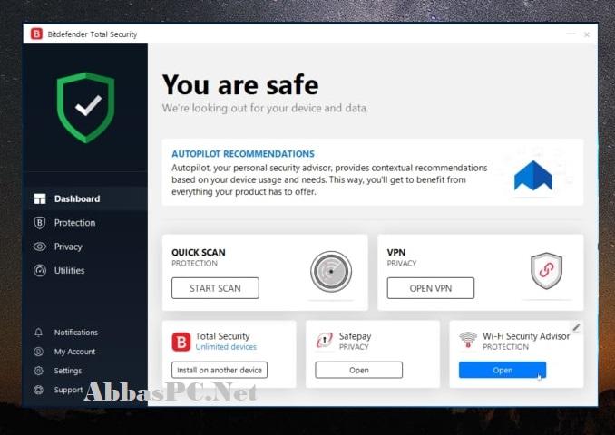 Bitdefender Total Security Crack Activation Code Free Download