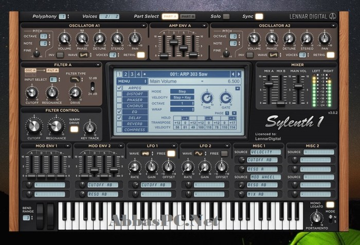 Sylenth1 Full Version Cracked