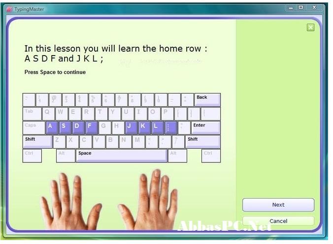 Typing Master Pro 10 Key Free Download