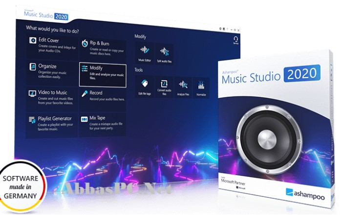 Ashampoo Music Studio 8 Full Version Cracked