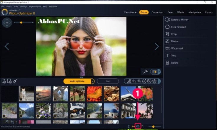 Ashampoo Photo Optimizer 8 Full Version Crack