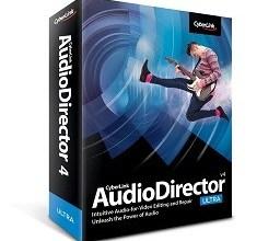 CyberLink AudioDirector Ultra 11 Crack Free Download