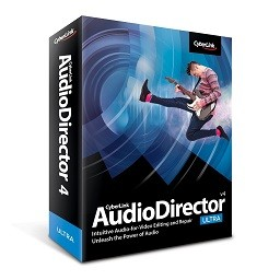 CyberLink AudioDirector Ultra 11 Crack Free Download