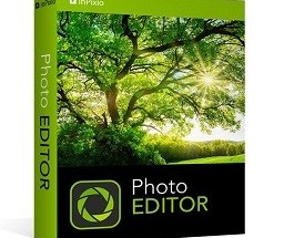 InPixio Photo Editor Crack Free Download
