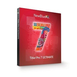 NewBlueFX Titler Pro 7 Crack Free Download
