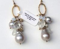 18kYG & Fresh Water Pearls Earrings  Alexis Bittar ...