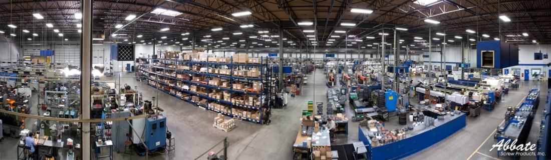 Abbate Screw Factory Panorama