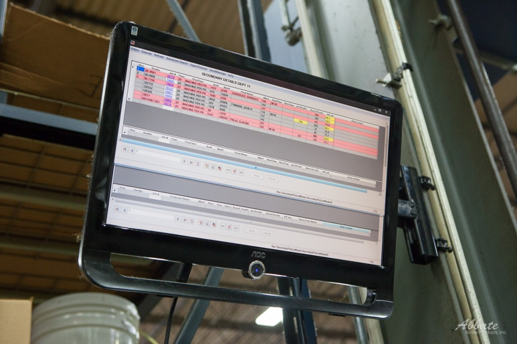 Abbate ERP system