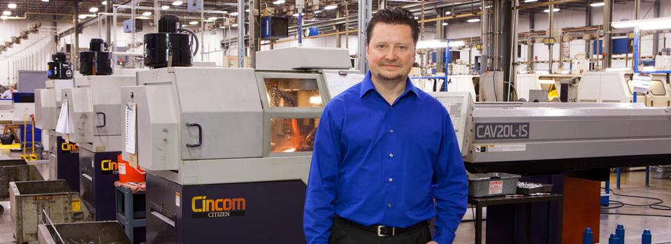 CNC Swiss Machines