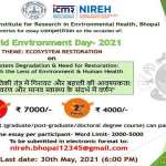 world-environment-day-competition-contest-free-government-govt-of-india-bhopal-2021-online-drawing-essay-writing-national-kids-adults-students-certificates-prizes