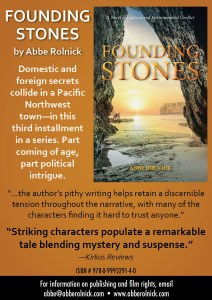 Founding Stones Virtual Book Launch Hosted by Village Books @ Online