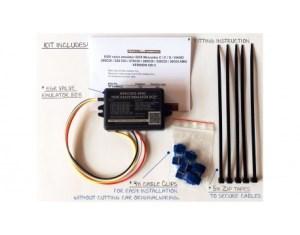 EGR valve emulator BOX Mercedes C  E  S  ML  400 CDI
