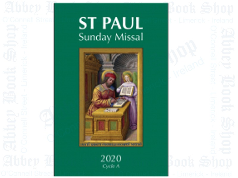 St Paul Sunday Missal 2020