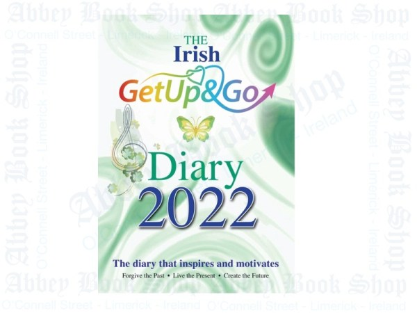 Irish get Up and Go Diary - Abbey Bookshop Limertick