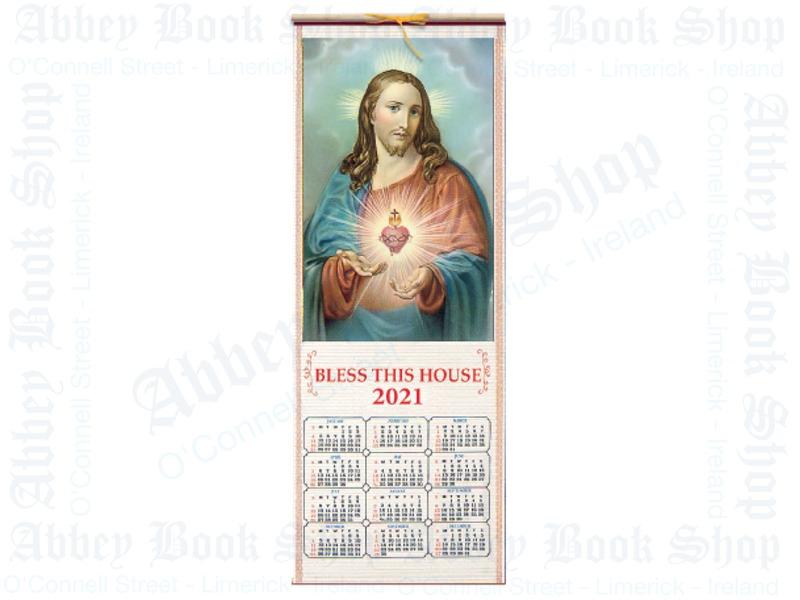 Calendar 2021 (Sacred Heart)
