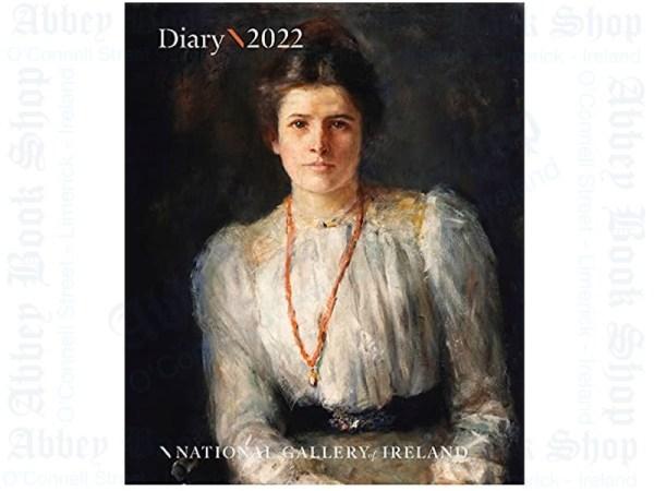Diary 2022-National Gallery Ireland - Abbey Bookshop Limerick