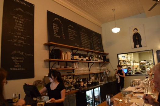 Walla Walla dining Braserie Four