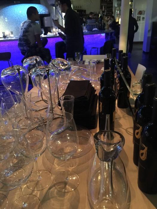 Cinque Terre Wine Table