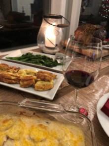 Christmas Dinner Table 3