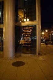 Founding Farmers DC Exterior